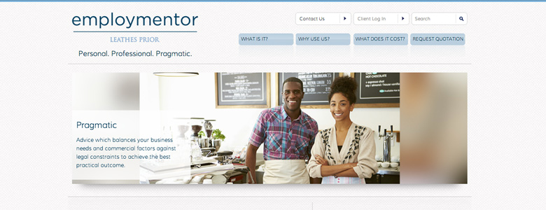 Employmentor Website